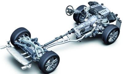 Photo de la nouvelle Audi Q7 4,2L TDI Quattro: intérieur