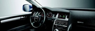 Photo de la nouvelle Audi Q7: intérieur